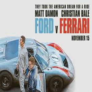 Pizza Movie Night Fri Nov 22nd Ford Vs Ferrari